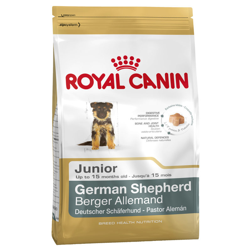 Royal Canin Breed Health Nutrition German Shepherd Junior 12kg 1