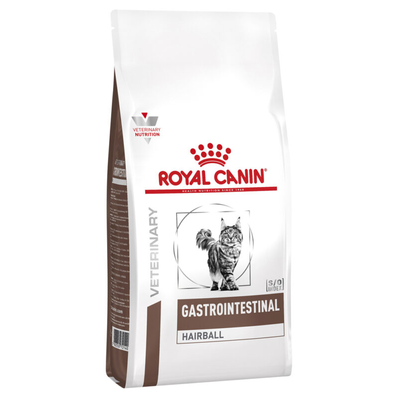 Royal Canin Gastrointestinal Feline Hairball 4kg 1