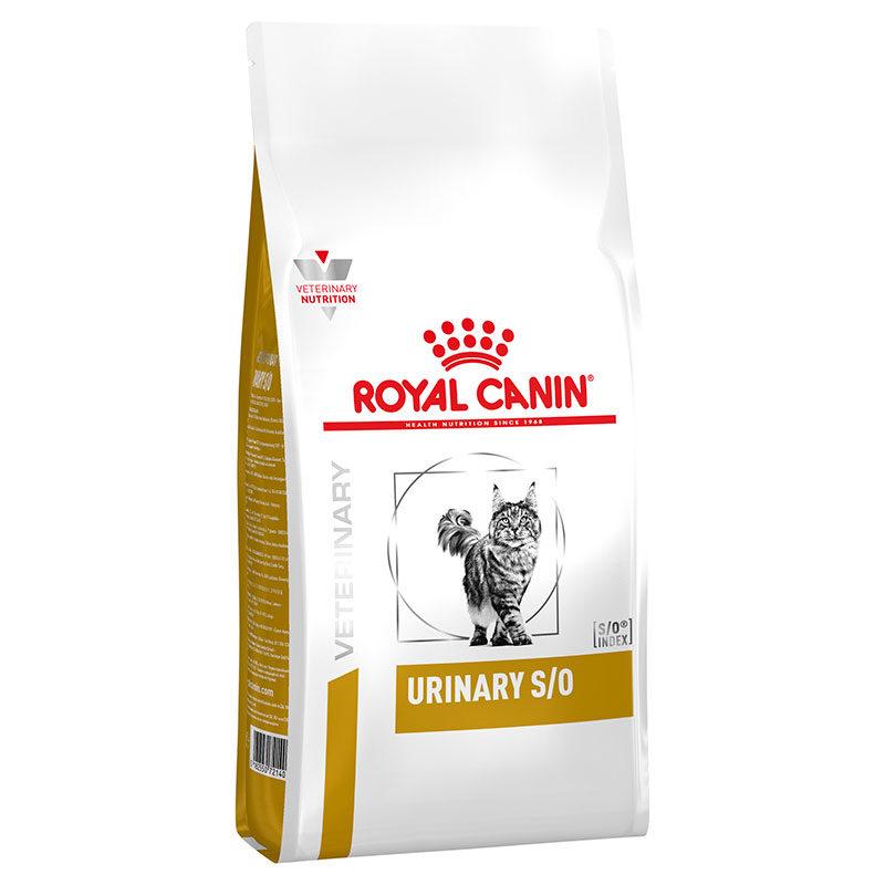 Royal Canin Vet Diet Feline Urinary S/O Moderate Calorie 1.5kg 2