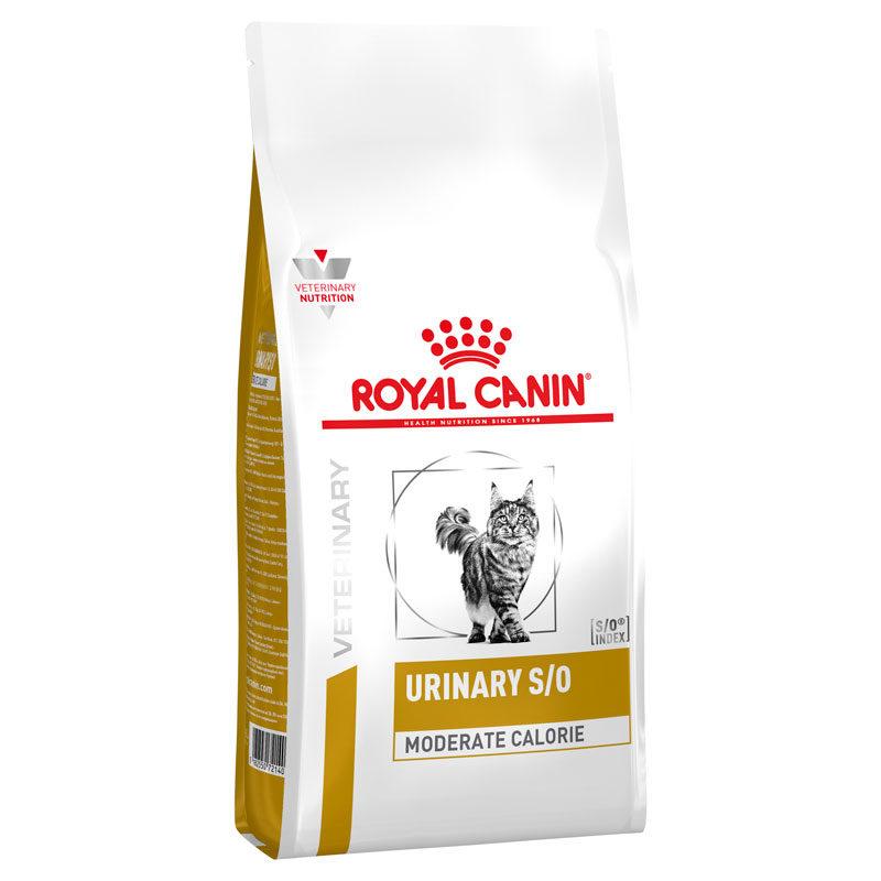 Royal Canin Vet Diet Feline Urinary S/O Moderate Calorie 1.5kg 1