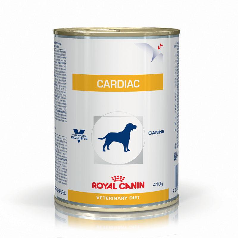 Royal Canin Vet Diet Canine Cardiac 420g x 12 Cans 1