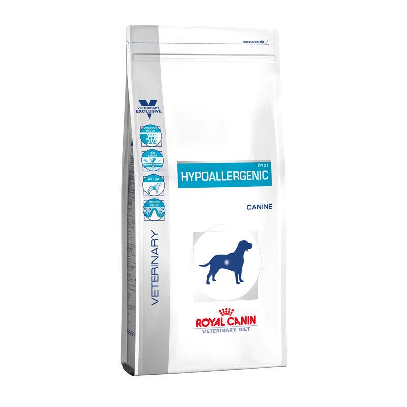 Royal Canin Vet Diet Canine Hypoallergenic 14kg 1