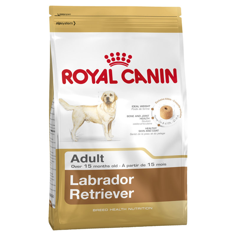 Royal Canin Breed Health Nutrition Labrador Retriever Adult 12kg 1
