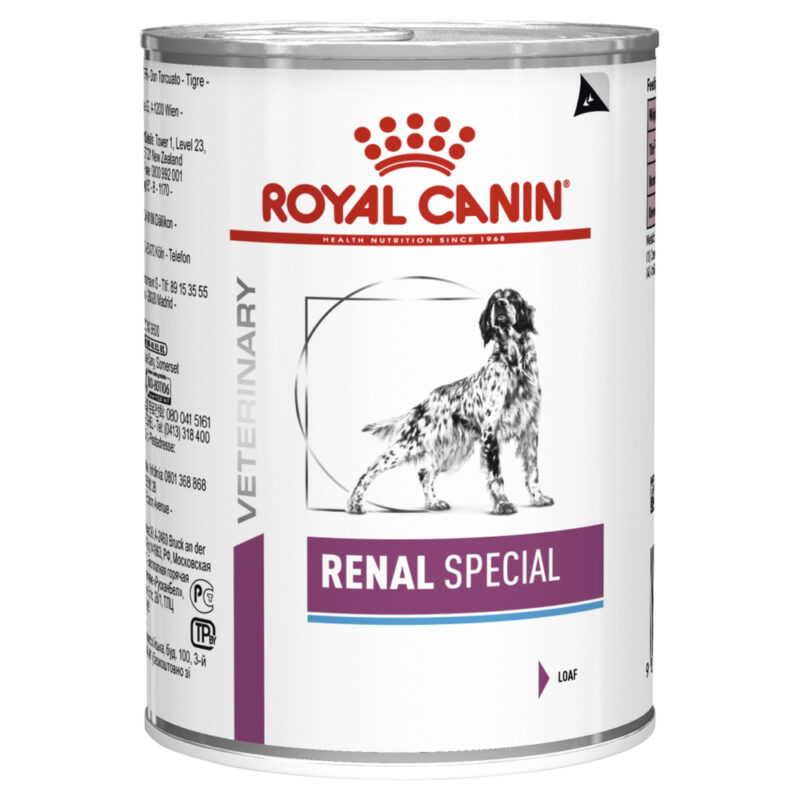 Royal Canin Renal Special Canine 420g x 12 Cans 1