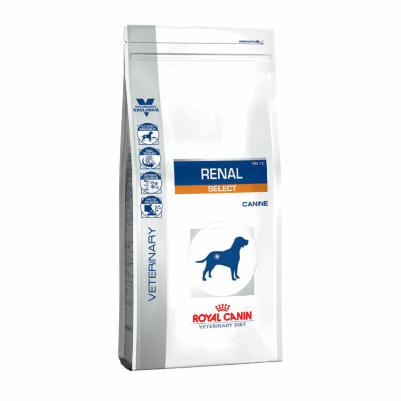 Royal Canin Vet Diet Canine Renal Select 2kg 1