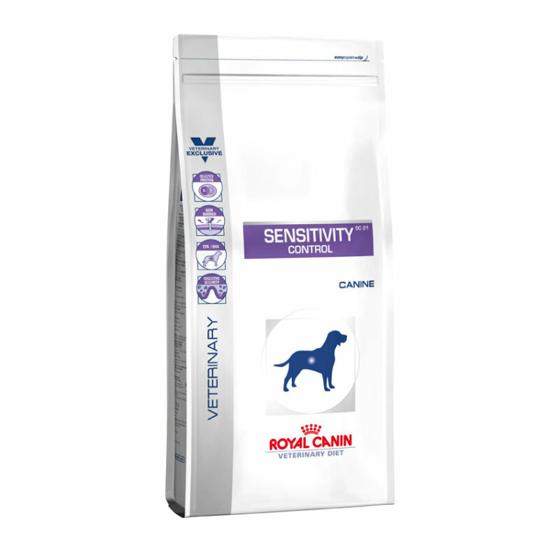 Royal Canin Vet Diet Canine Sensitivity Control 14kg 1