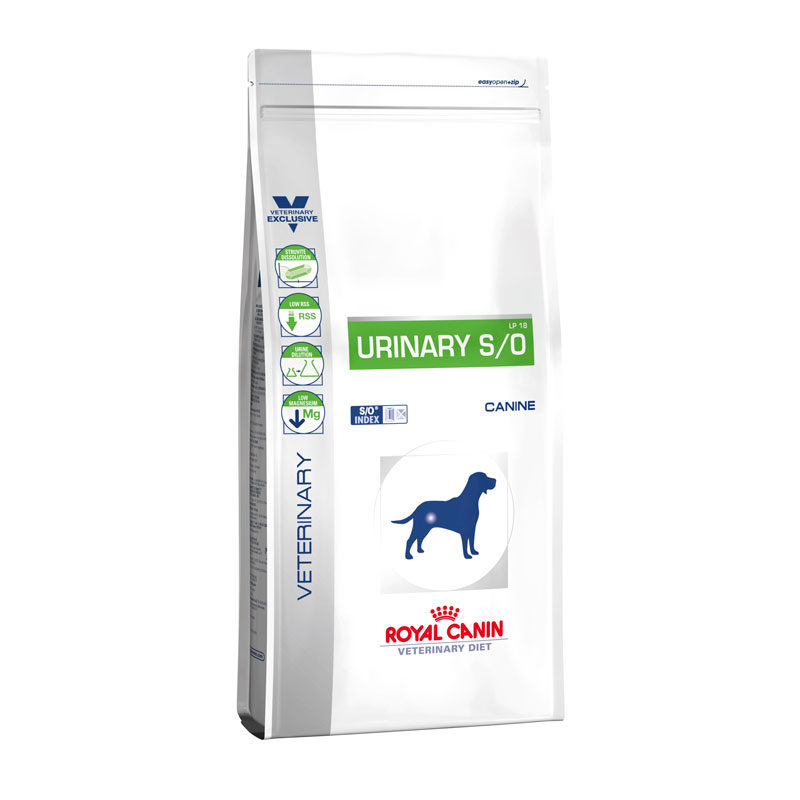 Royal Canin Vet Diet Canine Urinary S/O 2kg 1