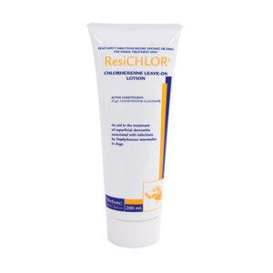 ResiCHLOR Chlorhexidine Lotion for Dogs 200ml