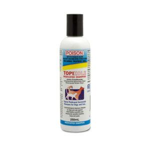 Topizole Medicated Shampoo 250ml