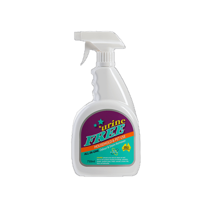 urineFREE All-In-One Odour & Stain Remover 500ml