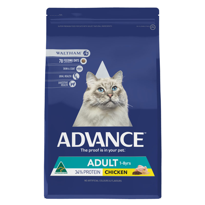 Advance Adult Cat Total Wellbeing Chicken 6kg 1