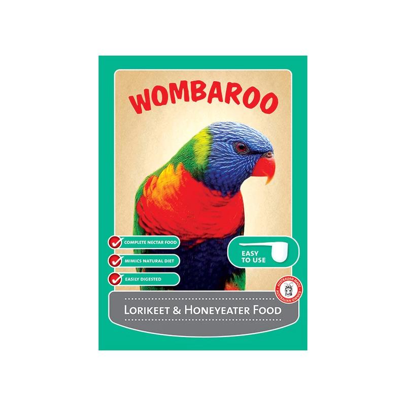 Wombaroo Complete Lorikeet 500g