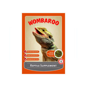 Wombaroo Reptile Supplement 250g