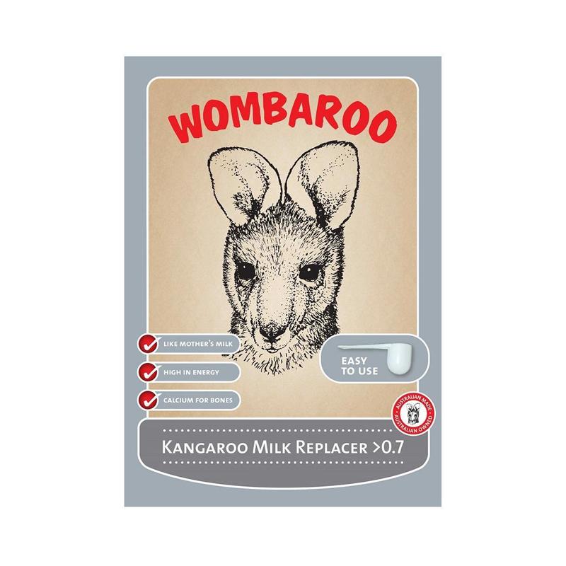 Wombaroo Formula One Low Lactose Milk Powder 1kg