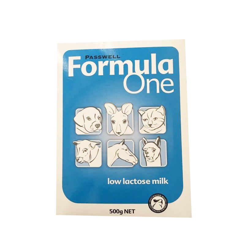Wombaroo Formula One Low Lactose Milk Shake & Make Bottle 65g