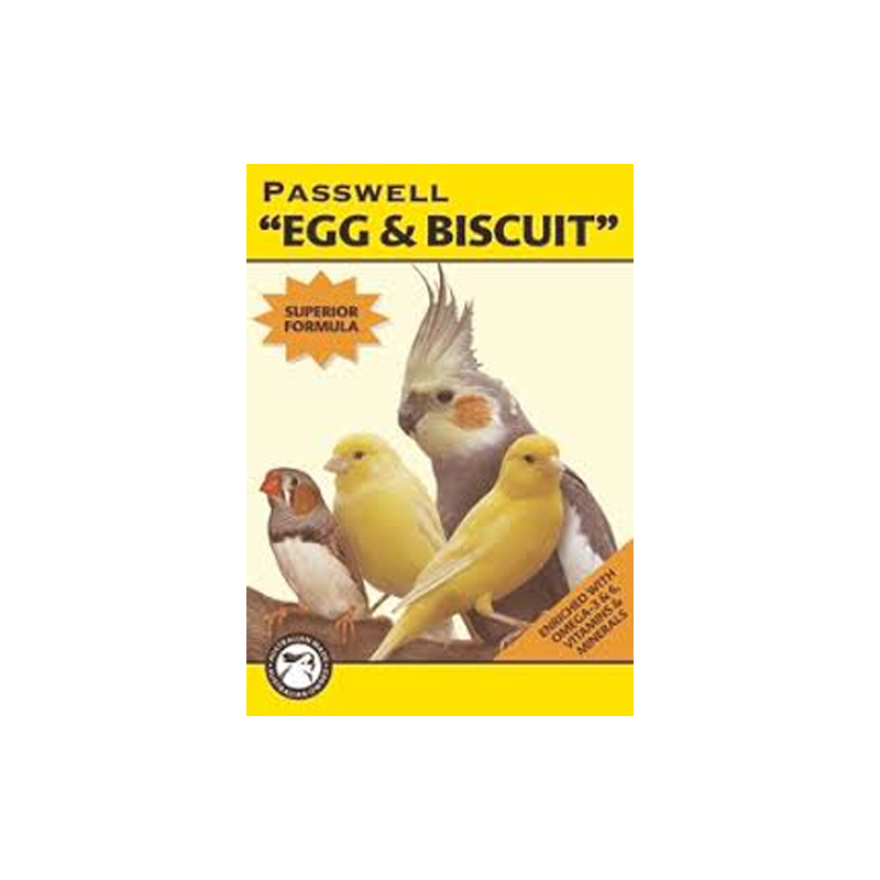 Wombaroo Egg & Biscuit Mix 1kg