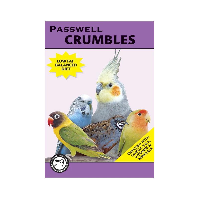 Passwell Bird Crumbles 1kg