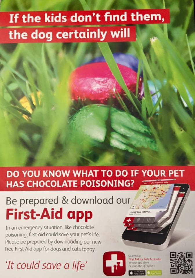 Be prepared! Download our First Aid app 1