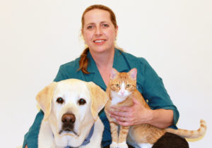 sarah clements and pets 3
